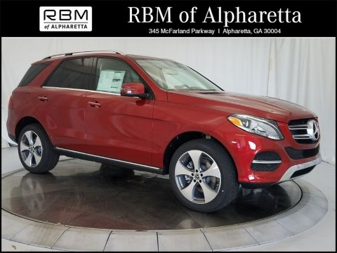 New 2018 Mercedes-Benz GLE 350 Sport Utility 4MATIC®