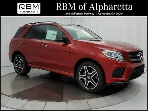New 2018 Mercedes-Benz GLE 350 SUV 4MATIC®