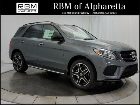 New 2018 Mercedes-Benz GLE 350 Sport Utility