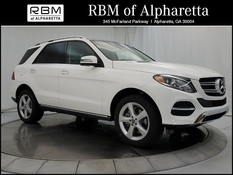 New 2018 mercedes benz gle 350 suv in alpharetta k19602 for Rbm mercedes benz