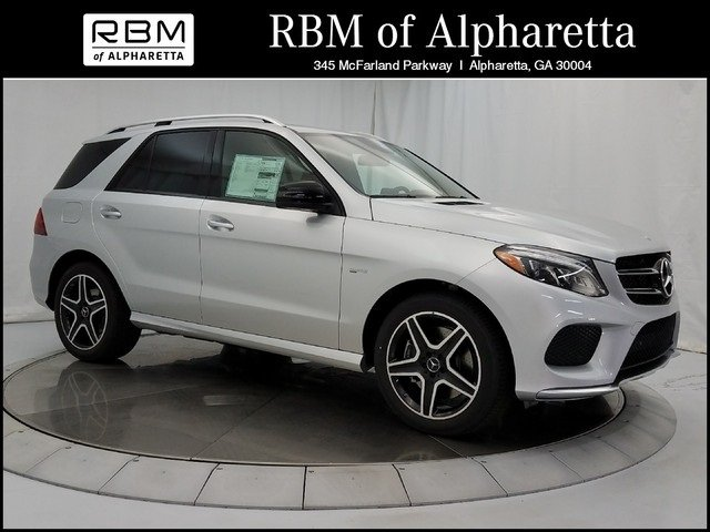 New 2017 mercedes benz gle 43 amg suv suv in alpharetta for Mercedes benz rbm