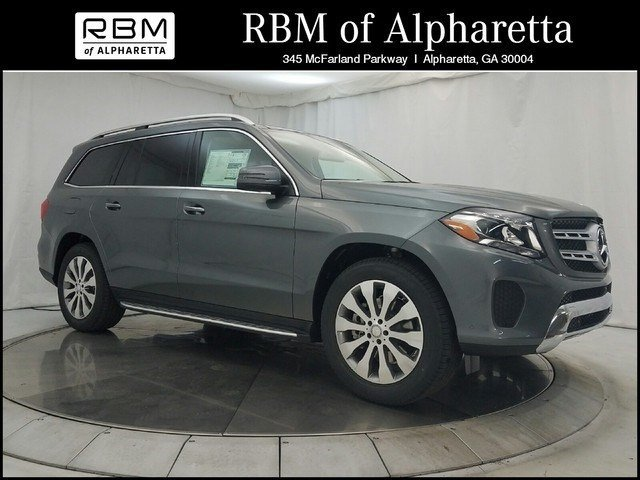 New 2017 mercedes benz gls 450 suv in alpharetta k19076 for Rbm mercedes benz