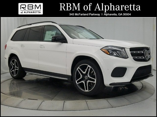 New 2018 mercedes benz gls 550 suv in alpharetta k19511 for Rbm mercedes benz