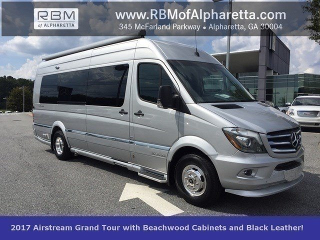 New 2017 mercedes benz interstate 3500 ext grand tour for Mercedes benz airstream interstate