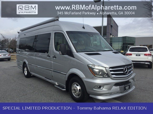 New 2017 mercedes benz airstream interstate 3500 ext for Mercedes benz recreational vehicles
