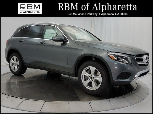 New 2018 mercedes benz glc 300 suv in alpharetta k19427 for Rbm mercedes benz