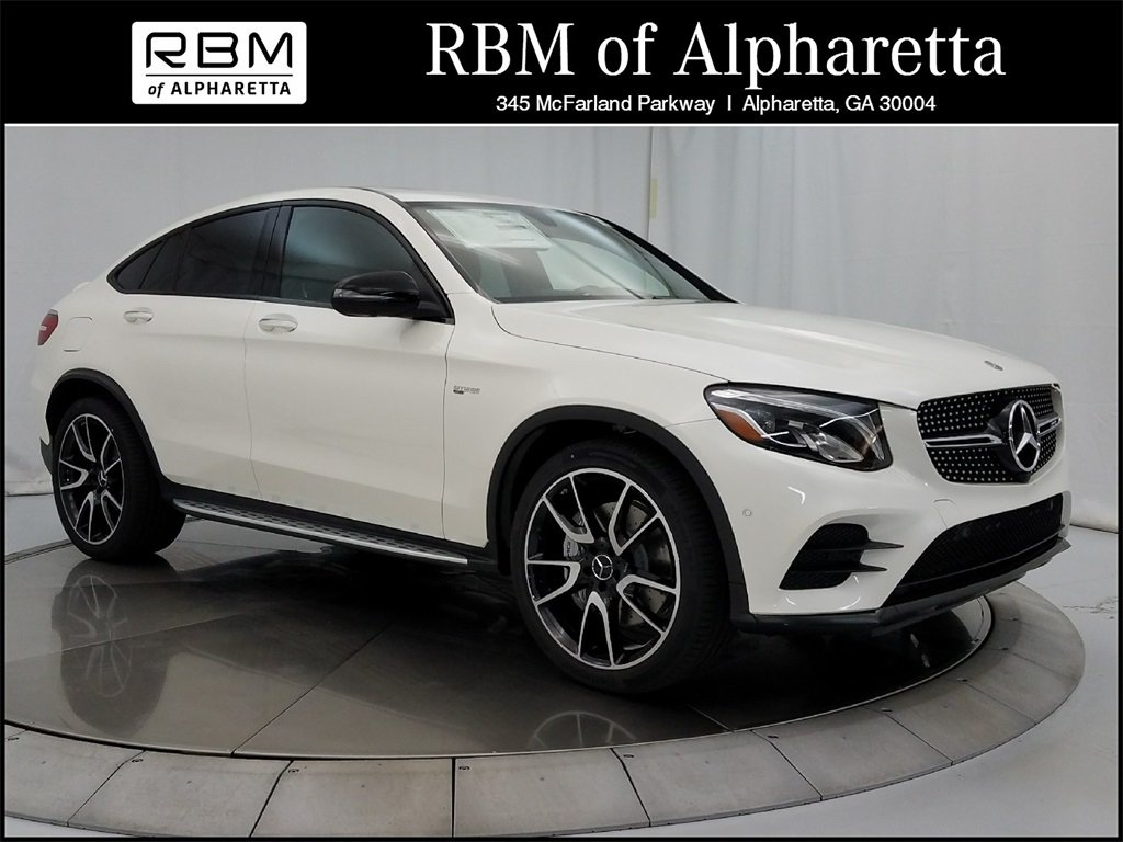 New 2018 mercedes benz glc 43 amg 4matic coupe coupe in for Rbm mercedes benz
