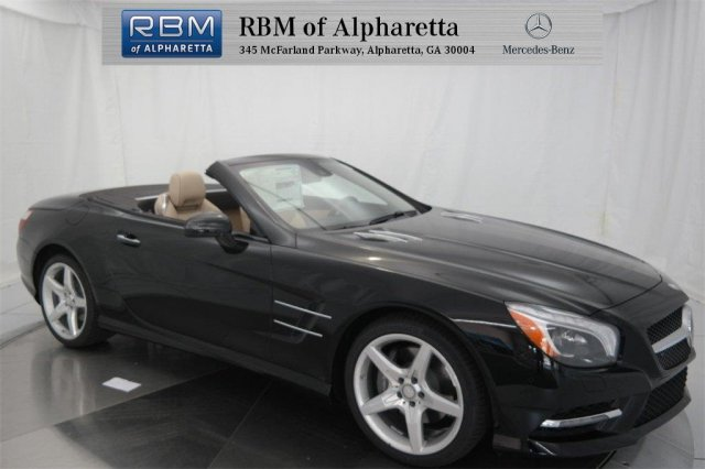 New mercedes benz sl class sl550 for Rbm mercedes benz