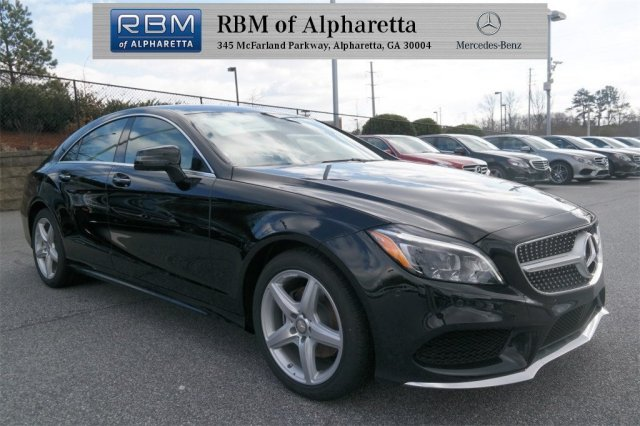 New mercedes benz cls class cls400 for Rbm mercedes benz