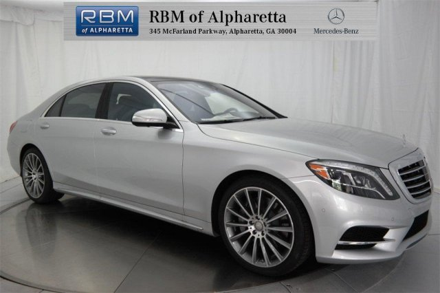 New mercedes benz s class s550 for Mercedes benz rbm